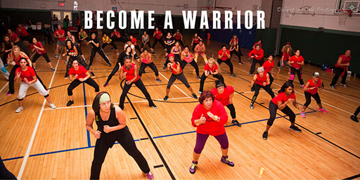 Become a Warrior