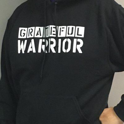 GW hoodie black cover