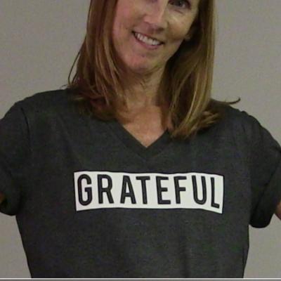 Grateful box tee